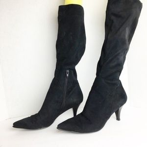 SZ 6.5 Nine West Stretch Boots